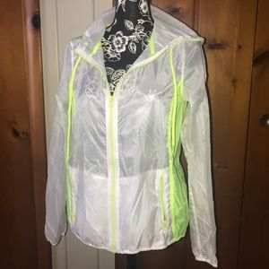 Aeropostale Windbreaker Raincoat Jacket M
